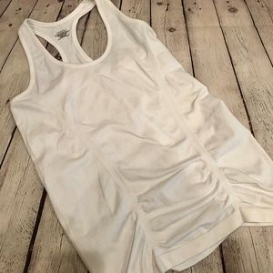 ATHLETA Ruched Tank Top